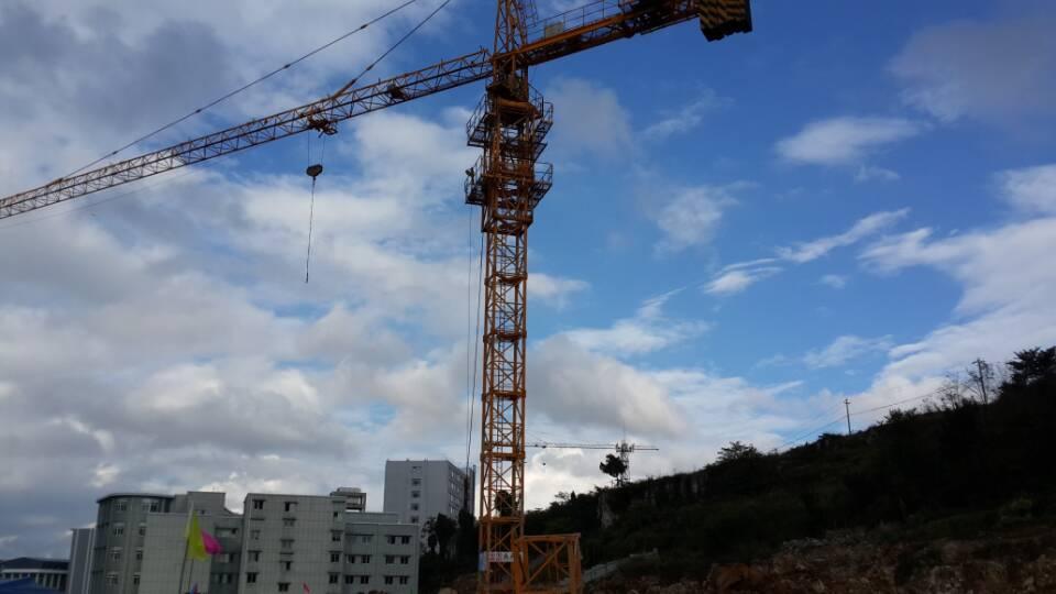 塔吊基础放线步骤图示