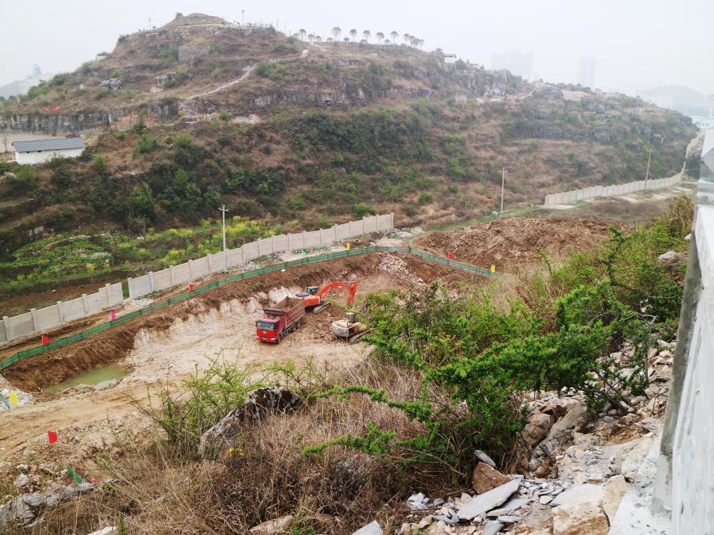 安顺学院公租房建设工程(二期)项目启动
